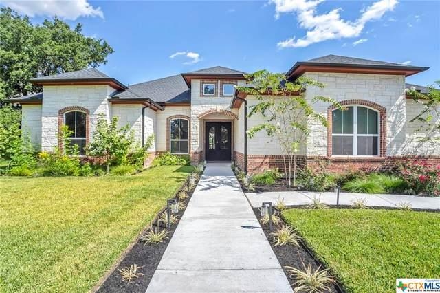 5409 Summerwood Drive, Temple, TX 76502 (MLS #452143) :: Rebecca Williams
