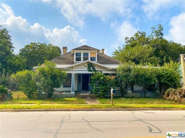 502 Saint Vincent Street, Gonzales, TX 78629 (#452147) :: Empyral Group Realtors