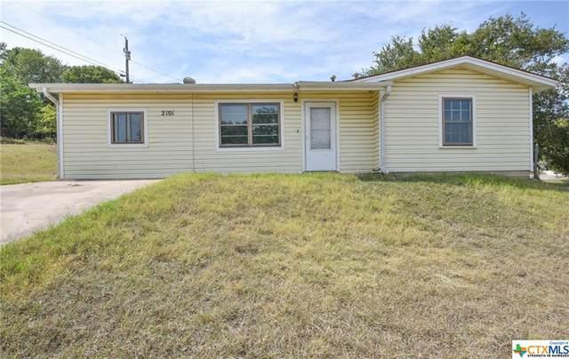 2101 Mountain Avenue, Copperas Cove, TX 76522 (MLS #452160) :: The Real Estate Home Team