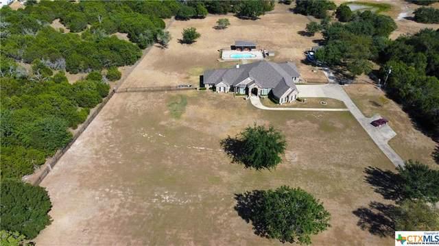 1084 Crestwood Drive, Killeen, TX 76549 (MLS #452169) :: Kopecky Group at RE/MAX Land & Homes