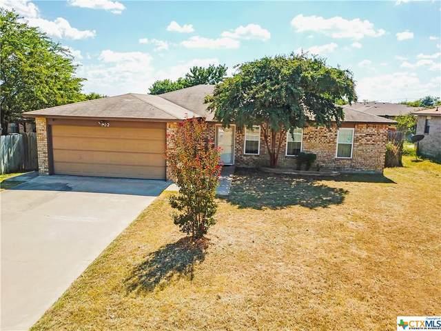 402 Carly Drive, Killeen, TX 76542 (#452174) :: Sunburst Realty