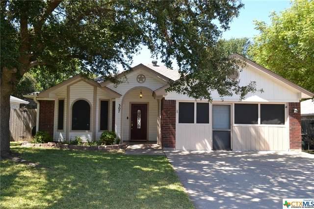 307 Wagontrain Circle, Copperas Cove, TX 76522 (#452197) :: First Texas Brokerage Company