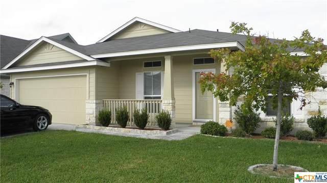 5209 Ranch Meadow Street, Killeen, TX 76549 (#452199) :: Sunburst Realty