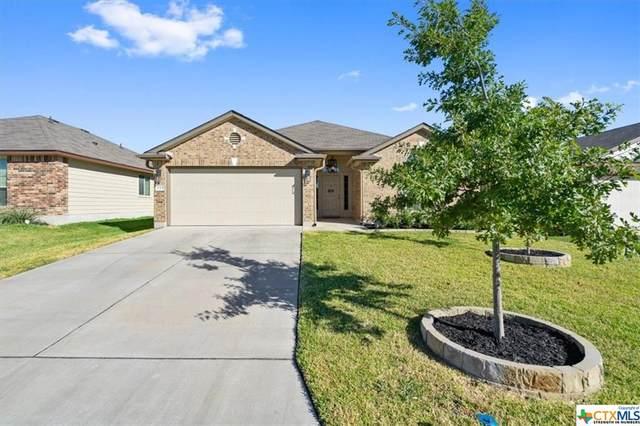 133 Hematite Lane, Jarrell, TX 76537 (MLS #452221) :: Brautigan Realty