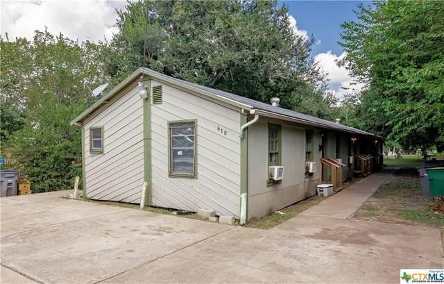 610 W Brazos Street, Victoria, TX 77901 (MLS #452226) :: Vista Real Estate
