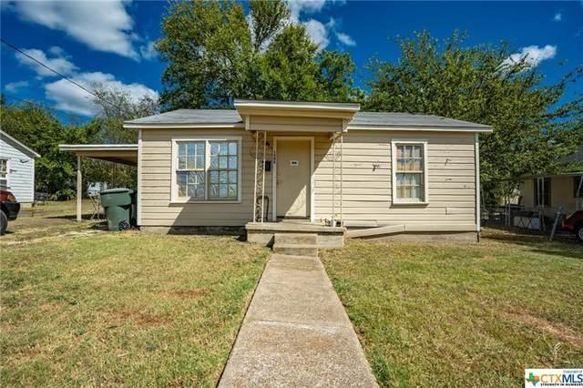 1408 Mulford Street, Killeen, TX 76541 (#452240) :: Sunburst Realty