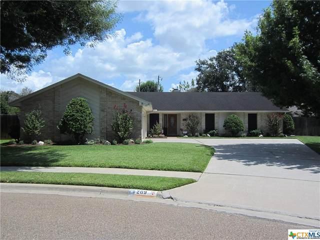 209 Santa Fe, Victoria, TX 77904 (MLS #452244) :: RE/MAX Land & Homes