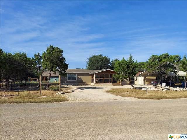 1965 Deer Run Pass, Canyon Lake, TX 78133 (MLS #452248) :: The Real Estate Home Team