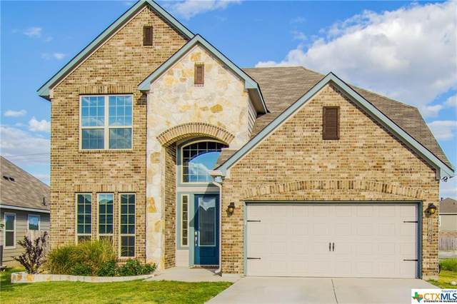 1605 Hillside Drive, Temple, TX 76502 (MLS #452265) :: The Real Estate Home Team
