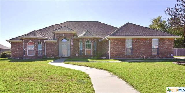 2114 Addax Trail, Harker Heights, TX 76548 (#452266) :: Empyral Group Realtors