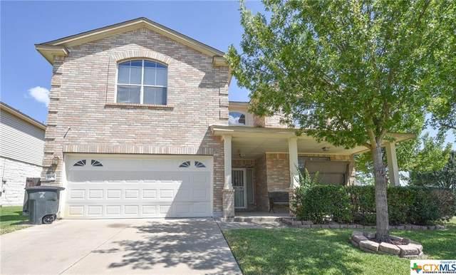 5508 Birmingham Circle, Killeen, TX 76542 (MLS #452274) :: The Real Estate Home Team