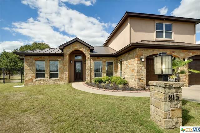 815 Tonto, Horseshoe Bay, TX 78657 (MLS #452278) :: Rebecca Williams
