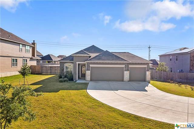 2862 Silo Turn, New Braunfels, TX 78130 (MLS #452300) :: The Real Estate Home Team