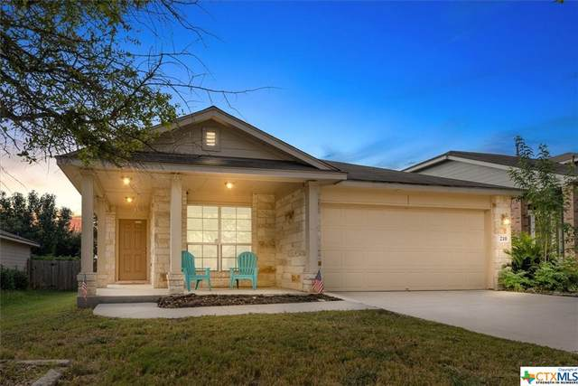 210 Wild Plum, San Marcos, TX 78666 (MLS #452301) :: Rutherford Realty Group