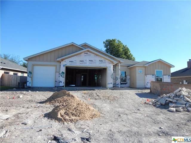 215 Slippery Elm Drive, Nolanville, TX 76559 (MLS #452315) :: Vista Real Estate