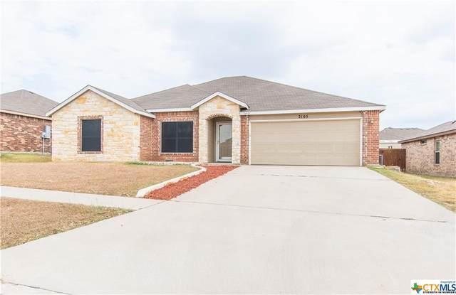 2105 Bald Eagle Ct., Killeen, TX 76549 (MLS #452366) :: HergGroup San Antonio Team
