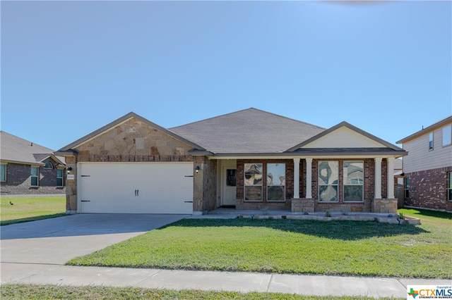 6304 Mustang Creek Road, Killeen, TX 76549 (MLS #452383) :: RE/MAX Family