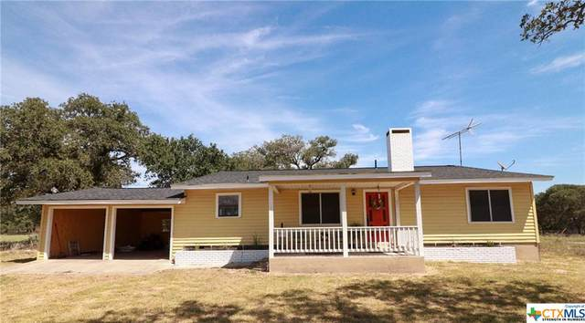 1646 County Road 438, Stockdale, TX 78160 (#452400) :: Empyral Group Realtors