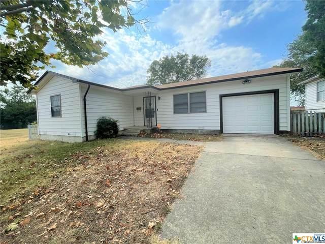 907 Jefferis Avenue, Killeen, TX 76543 (MLS #452453) :: The Real Estate Home Team