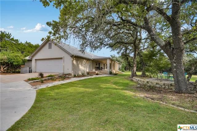 101 Sandy Point Road, Wimberley, TX 78676 (MLS #452463) :: Texas Real Estate Advisors