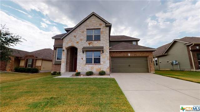 4604 Prewitt Ranch Road, Killeen, TX 76549 (MLS #452476) :: Rutherford Realty Group