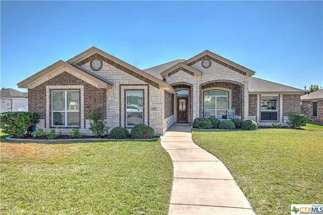 800 Hailie, Killeen, TX 76542 (MLS #452481) :: Rutherford Realty Group
