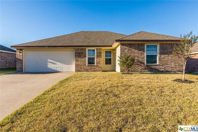 405 Blayton Street, Troy, TX 76579 (MLS #452522) :: Rutherford Realty Group