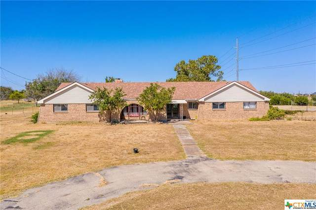 3483 Love Road, Killeen, TX 76542 (MLS #452530) :: Texas Real Estate Advisors