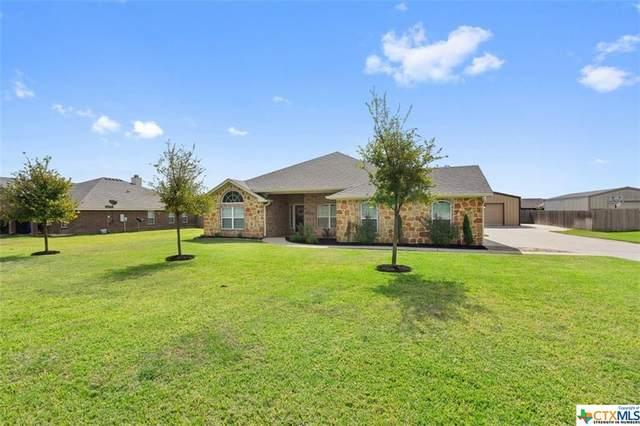4093 W Amity Road, Salado, TX 76571 (#452558) :: First Texas Brokerage Company