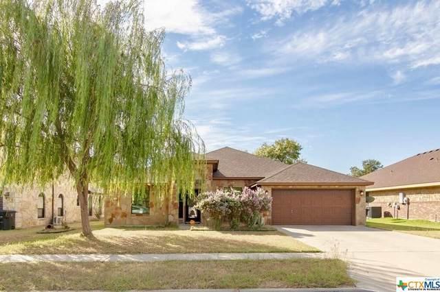 5302 Encino Oak Way, Killeen, TX 76542 (MLS #452591) :: The Real Estate Home Team