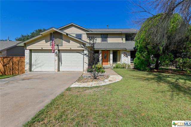 1708 Lightfoot Drive, Round Rock, TX 78681 (MLS #452597) :: The Real Estate Home Team