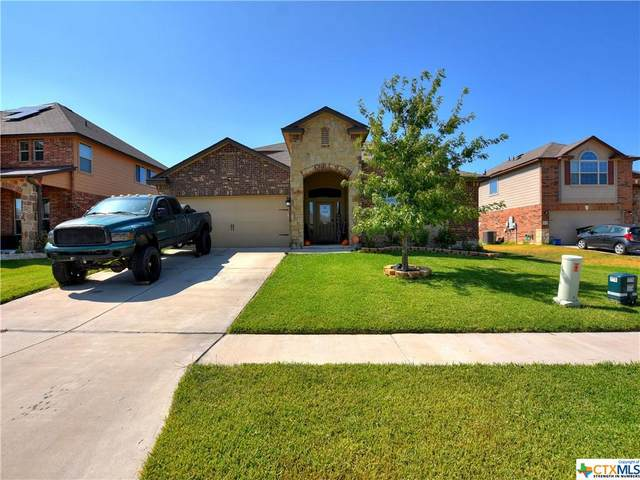 6803 George Cove, Killeen, TX 76549 (MLS #452678) :: Kopecky Group at RE/MAX Land & Homes