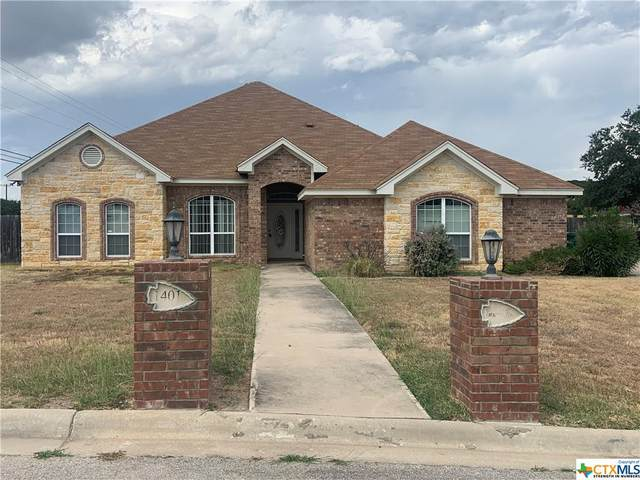 1401 Gomer Lane, Harker Heights, TX 76548 (MLS #452746) :: The Real Estate Home Team