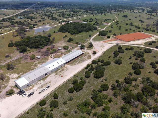 15500 S Highway 183, Lampasas, TX 76550 (#452776) :: Empyral Group Realtors
