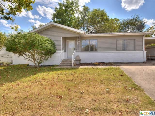 2105 Terrace Drive, Copperas Cove, TX 76522 (#452785) :: Empyral Group Realtors