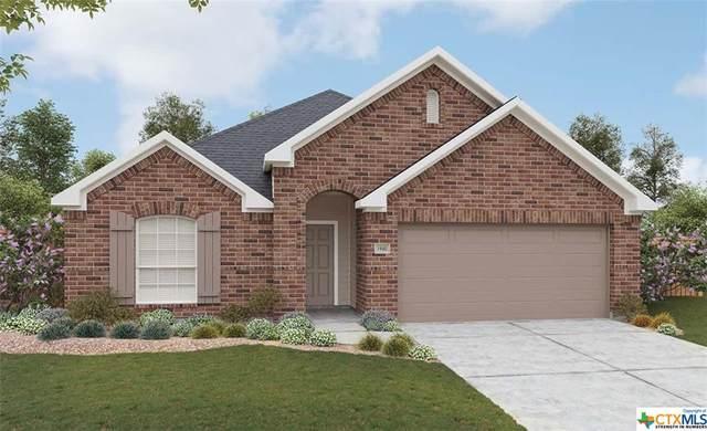907 Swing Cloud Drive, New Braunfels, TX 78130 (#452794) :: First Texas Brokerage Company