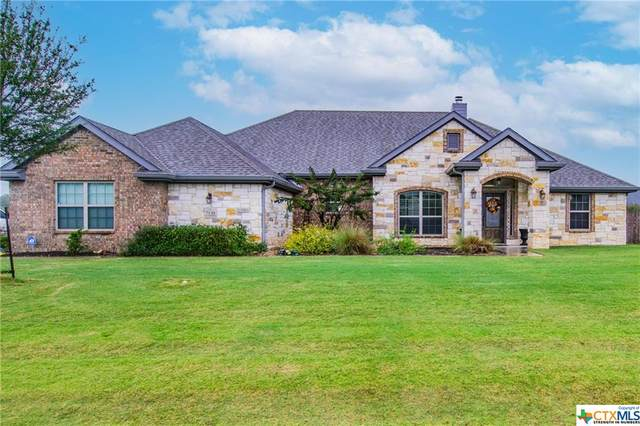 7130 Sun Valley Drive, Temple, TX 76502 (MLS #452804) :: The Real Estate Home Team