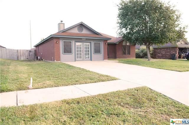 3809 Sunny Beach Court, Killeen, TX 76549 (MLS #452854) :: The Barrientos Group