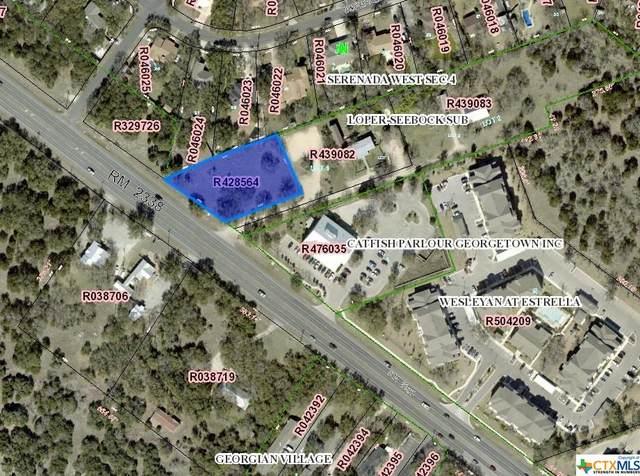 4229 Williams Drive, Georgetown, TX 78628 (#452970) :: First Texas Brokerage Company