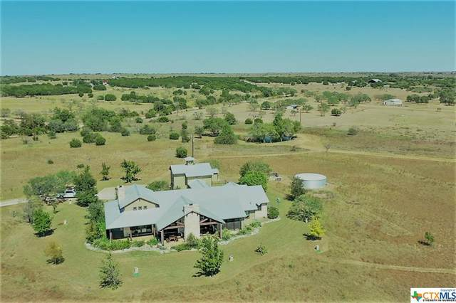 145 County Road 210A, OTHER, TX 78605 (#452979) :: Sunburst Realty