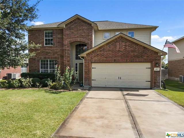 1827 Thrasher Trail, New Braunfels, TX 78130 (MLS #453056) :: The Real Estate Home Team
