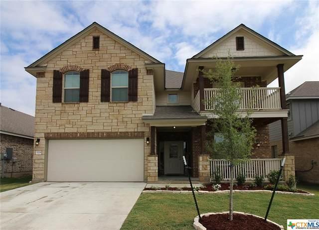 5709 Baffin Lane, Belton, TX 76513 (MLS #453124) :: The Real Estate Home Team