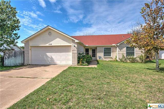 1518 Cedar Lane, Temple, TX 76502 (MLS #453139) :: Brautigan Realty