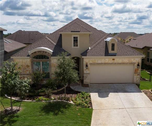 4622 Makayla Cross, San Antonio, TX 78261 (MLS #453163) :: RE/MAX Family