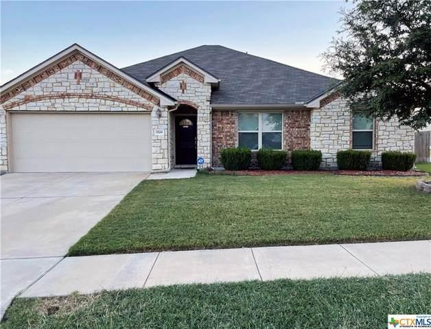 3700 Loma Gaile Lane, Killeen, TX 76549 (MLS #453191) :: The Barrientos Group