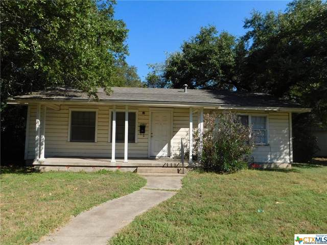 1207 Pleasant Street, Gatesville, TX 76528 (MLS #453206) :: Kopecky Group at RE/MAX Land & Homes