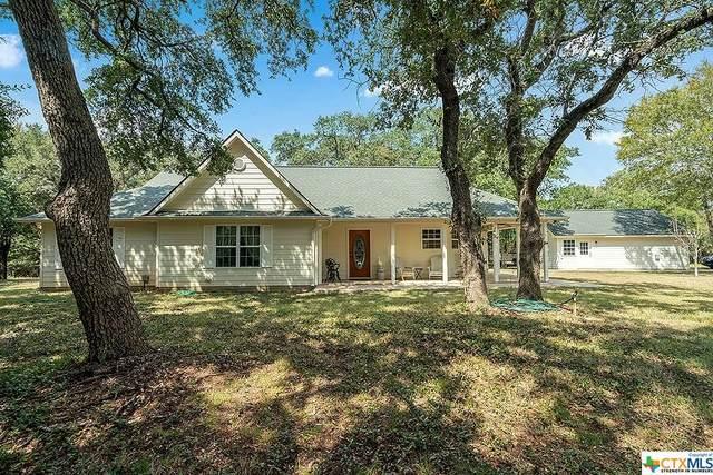 650 Westwood Road, Lockhart, TX 78644 (#453221) :: Sunburst Realty