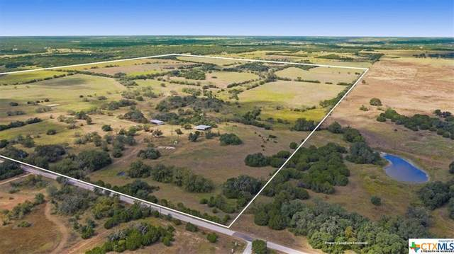 8200 County Road 200, Burnet, TX 78611 (MLS #453233) :: The Real Estate Home Team