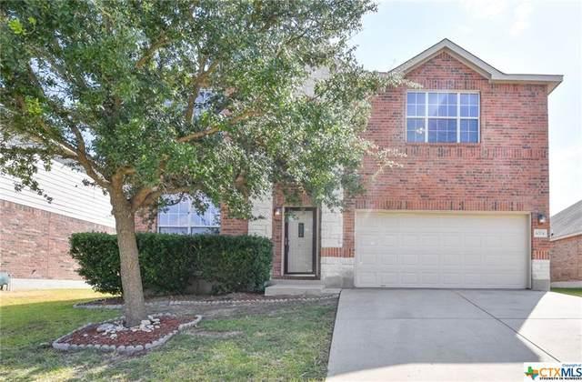 6004 Shamrock Drive, Killeen, TX 76549 (MLS #453266) :: The Real Estate Home Team