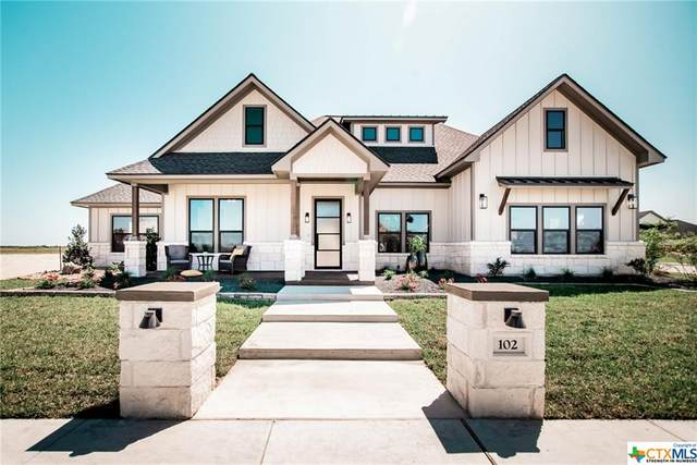 102 Beacon Lane, Victoria, TX 77904 (MLS #453358) :: The Real Estate Home Team